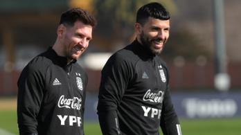 Novemberig kidőlt a Barca argentin támadója – sajtóhír