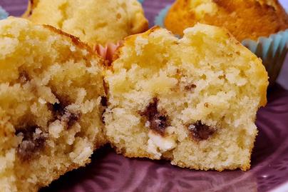 Pihe-puha sztracsatellás muffin: dupla adagban érdemes sütni