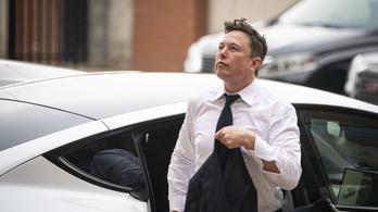 Elon Musk a legjobban fizetett cégvezér