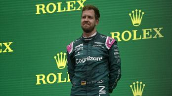 Érvényben marad Vettel kizárása