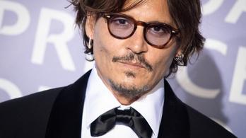 Hiába a botrányos élet, Johnny Depp életműdíjat kap