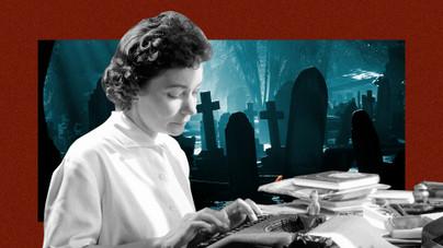 Szabó Magdából valójában egy temetésen lett regényíró