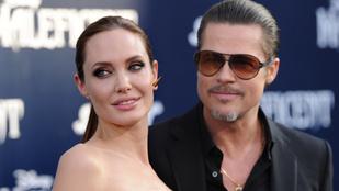 Brad Pitt elárulta, hol szeretett leginkább szexelni az exnejével, Angelina Jolie-val