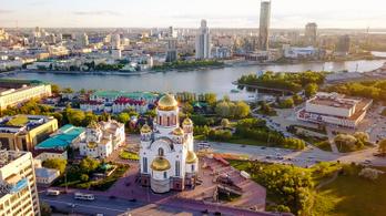 Szeptembertől business-osztályon repülhetünk Jekatyerinburgba Pestről