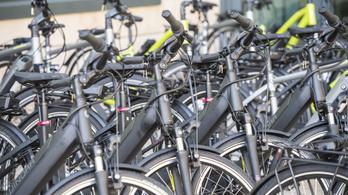 Elektromos bringával járhatnak be dolgozni az MVM-nél