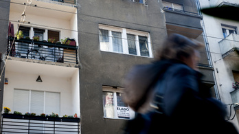 Mérsékelten nőhetnek idén az ingatlanárak