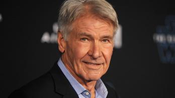 Sérülése után Horvátországban nyaralgat Harrison Ford
