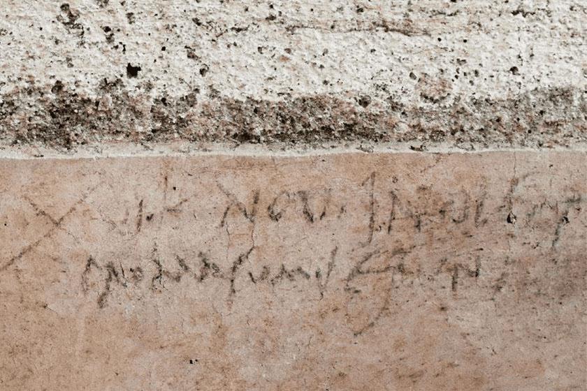 A felirat, ami átírta Pompeji történetét.