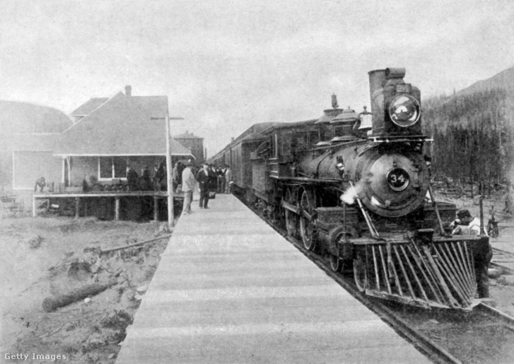 A Canadian Pacific Railway