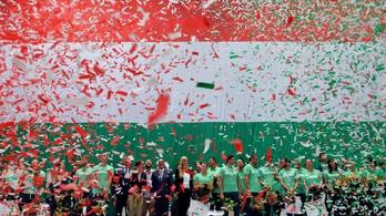 Marco Rossi üzent a magyar olimpiai csapatnak