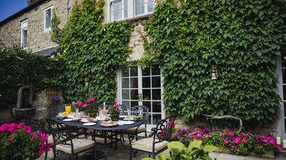 Futónövények a házfalon és a kerítésen: varázslatos látvány, és csak havi néhány óra munkába kerül