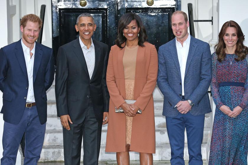 Obamáéknak nem tetszett, ahogy Harry és Meghan a királyi családot támadta az Oprah-interjúban.