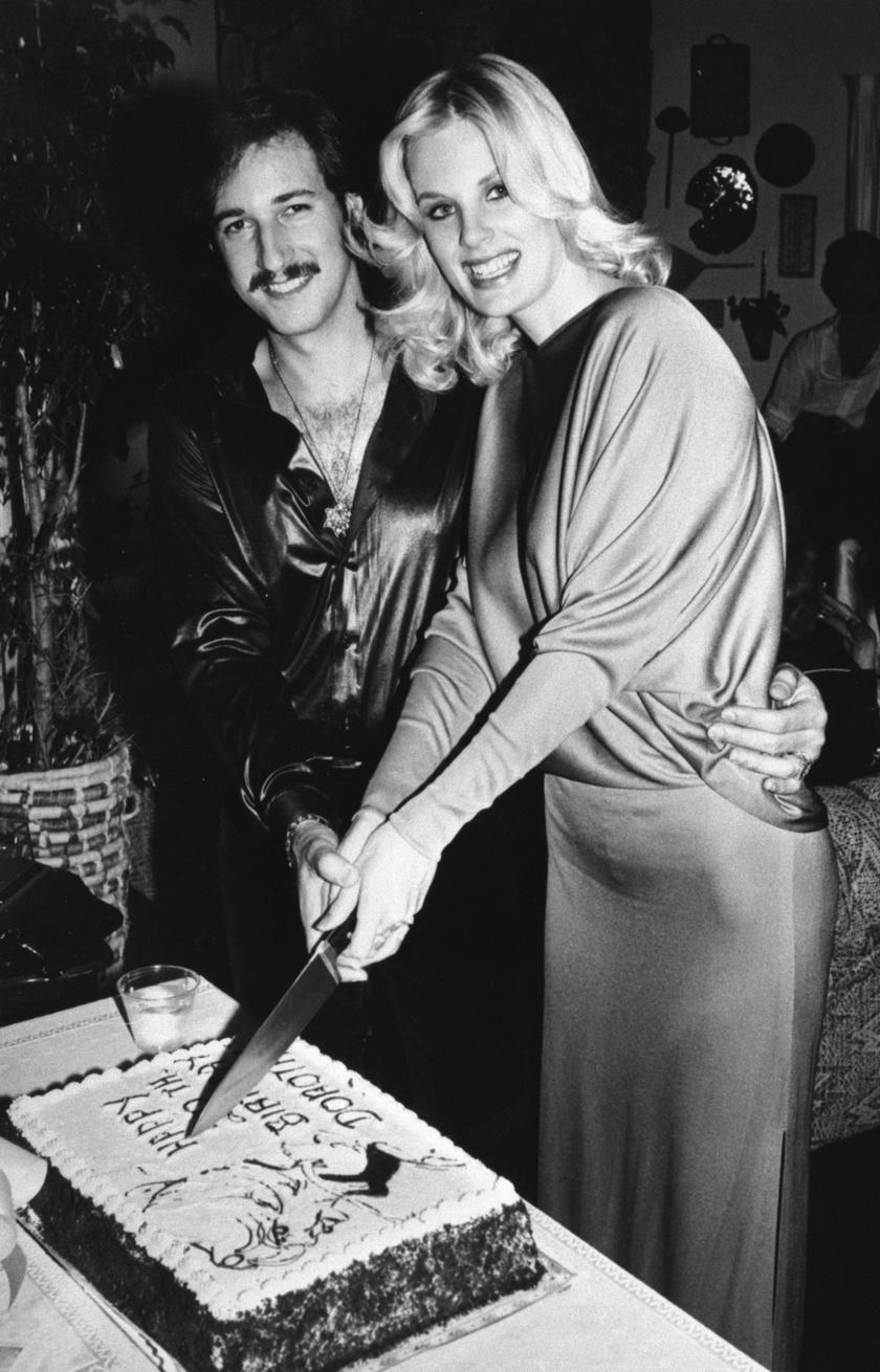 Paul Snider és Dorothy Stratten