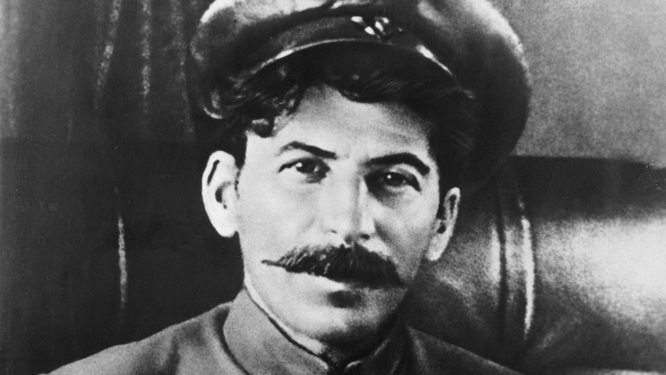 stalin cover
