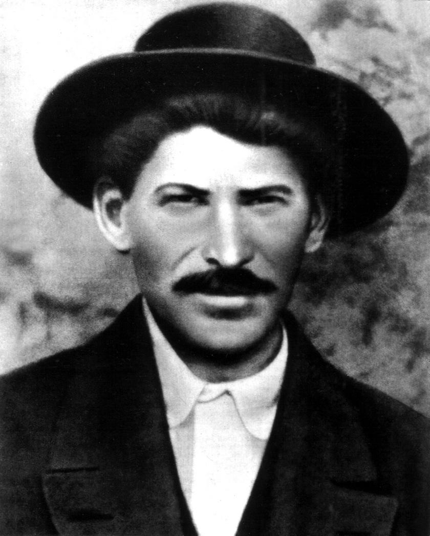 Sztálin 1915-ben