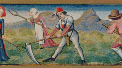 Kevesebbet dolgoztak, mint egy mai munkás, mégis sanyarúbb életük volt a középkori jobbágyoknak