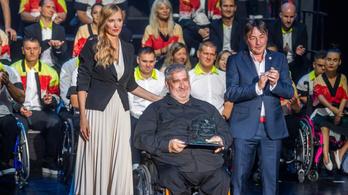 Letették az esküt a paralimpián versenyző magyar csapat tagjai