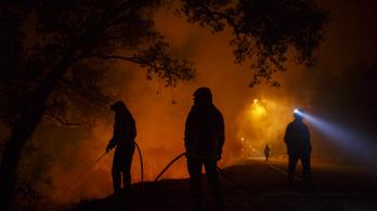 Tűzvészekre készül Spanyolország és Portugália