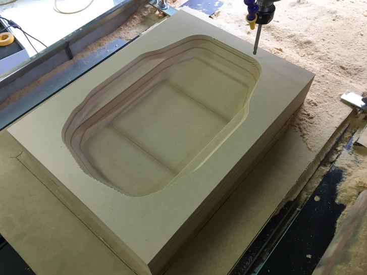 Kezdő CNC-s szárnypróbálgatásaim