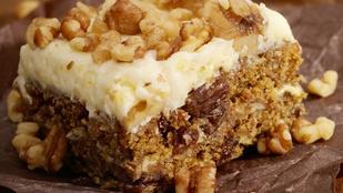 Répatorta teljes kiőrlésű lisztből - egészségesen is készülhet isteni desszert