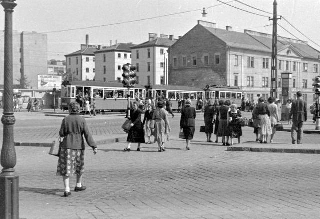 A volt fogház épülete - Forrás: Fortepan.hu