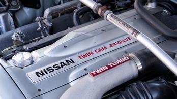 Erőmérő: Nissan Skyline GT-R – 1996.