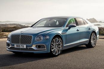 Megmutatták a Bentley új csúcsmodelljét