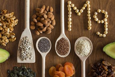 Magnéziumban gazdag élelmiszerek: megszüntetik az izomgörcsöt és a fáradtságot