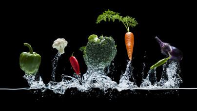 Ezekkel a zöldségekkel növelheted a napi folyadékbeviteledet