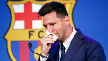 Messi könnyei legalább egymillió dollárt érnek
