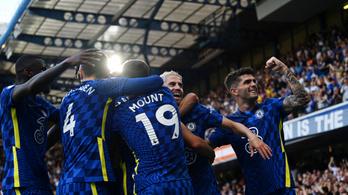 Simán nyert a friss európai Szuperkupa-győztes Chelsea