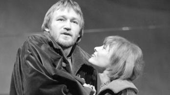 Évtizedek óta rebesgetik: szerelem szövődött Törőcsik Mari és Cserhalmi György között