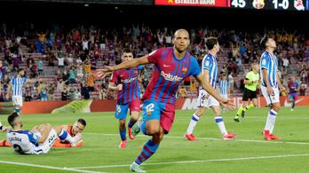 A Barcelona sikerrel kezdte meg a Messi utáni érát