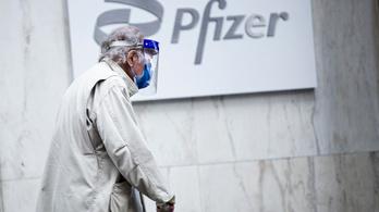 Történelmi pillanatra várva: küszöbön a Pfizer-vakcina teljes körű jóváhagyása