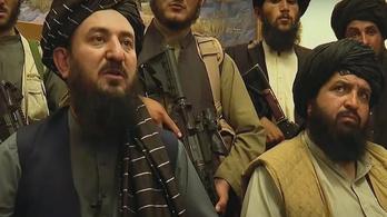 Afganisztán: elveszett az ország, a tálibok bevonultak az elnöki palotába