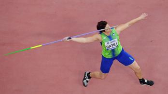 Kilenc év késéssel tiltották el a londoni olimpián doppingolt atlétát