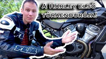 Videó: Harley-Davidson Pan America