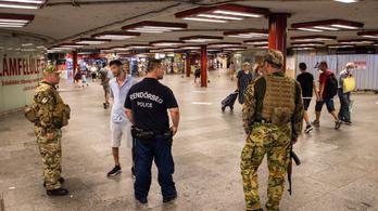 Távolról sem jó a közbiztonság Budapesten