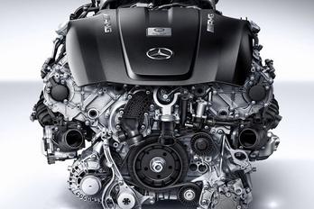 Baj van az AMG V8-asával, de még sokáig marad