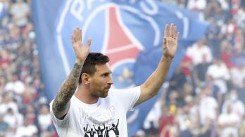 Kiderült, Messi mikor mutatkozik be a PSG-ben