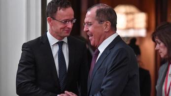 Jövő héten Budapestre érkezik az orosz külügyminiszter
