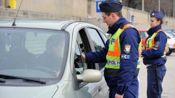 Egy hét alatt több mint nyolcezer gyorshajtót fogtak el a rendőrök