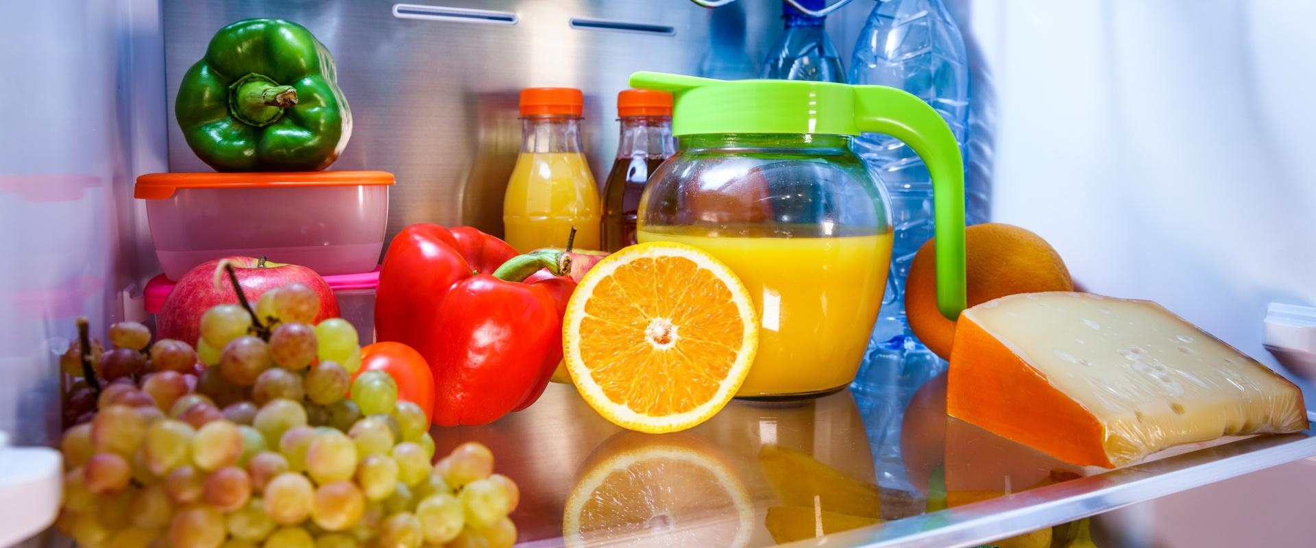 narancslé a frigóban cover