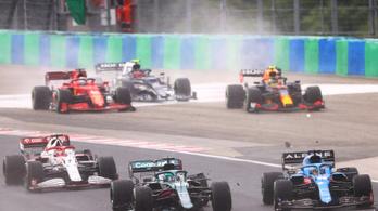 Törölték az F1-es Japán Nagydíjat