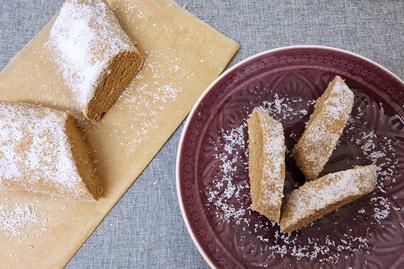 Rumos-gesztenyés kekszszalámi sütés nélkül: alig lesz vele munka