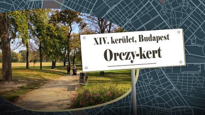A nemesi család angolkertjétől modern egyetemi campusig – a folyton változó Orczy-kert