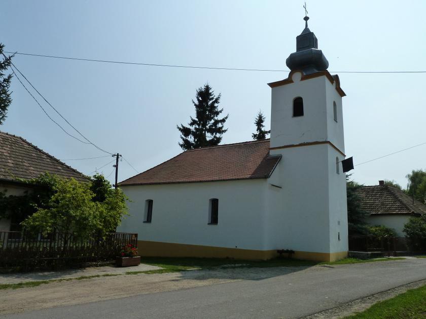Bokor temploma