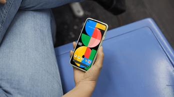 Újabb saját mobilt mutatott be a Google