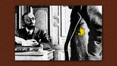 A zsidó háborús hősnek nem kellett sárga csillagot viselnie, és ezt embermentésre használta