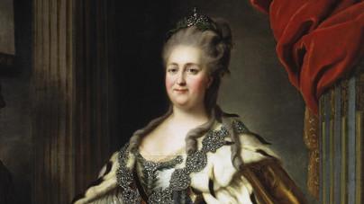 Tényleg díszletfalvakat húzatott fel Nagy Katalin szeretője, hogy lenyűgözze a cárnőt?